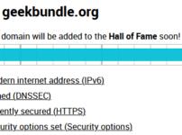internet.nl - Testsuite für Internetstandards